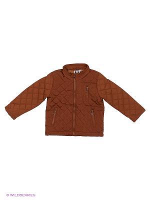 Куртка JERRY JOY. Цвет: светло-коричневый