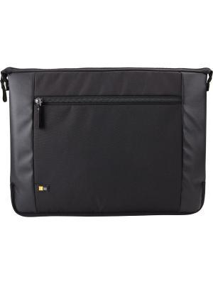 Сумка Case Logic Intrata Slim для ноутбука 15.6. Цвет: черный