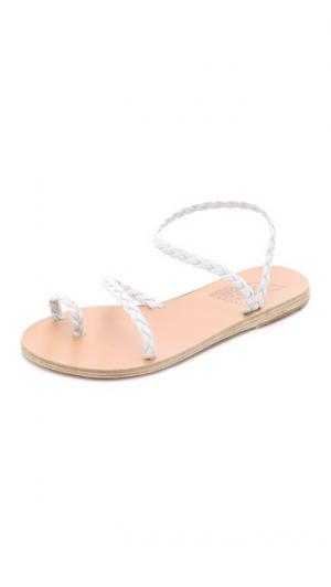 Сандалии Eleftheria Ancient Greek Sandals. Цвет: белый