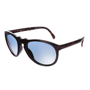 Очки  Ii Dark Tortoise Sunpocket. Цвет: коричневый