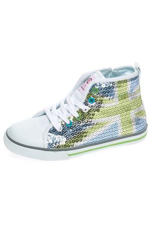 Ботинки Ciao Bimbi. Цвет: зеленый
