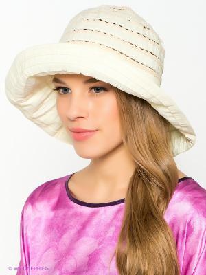 Шляпа Ваша Шляпка. Цвет: кремовый