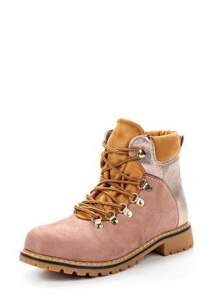 Ботинки Sergio Todzi. Цвет: розовый