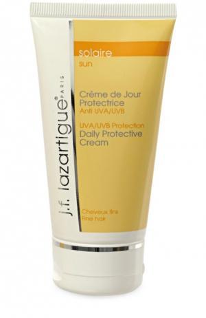 Защитный крем для волос J.F. Lazartigue. Цвет: бесцветный