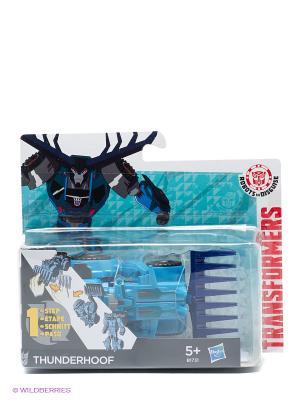 Трансформеры Роботс-ин-Дисгайс Уан-Стэп Transformers. Цвет: синий, красный, белый