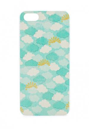 Чехол для iPhone Kawaii Factory. Цвет: мятный