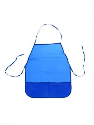 Фартук Bizon. Цвет: голубой