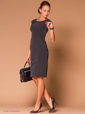 Платье ARBOR VITAE. Цвет: черный