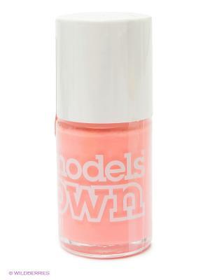 Лак для ногтей Nail Polish for TANS Beach Bag Models Own. Цвет: бледно-розовый