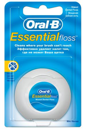 Зубная нить OralB ORAL-B. Цвет: none