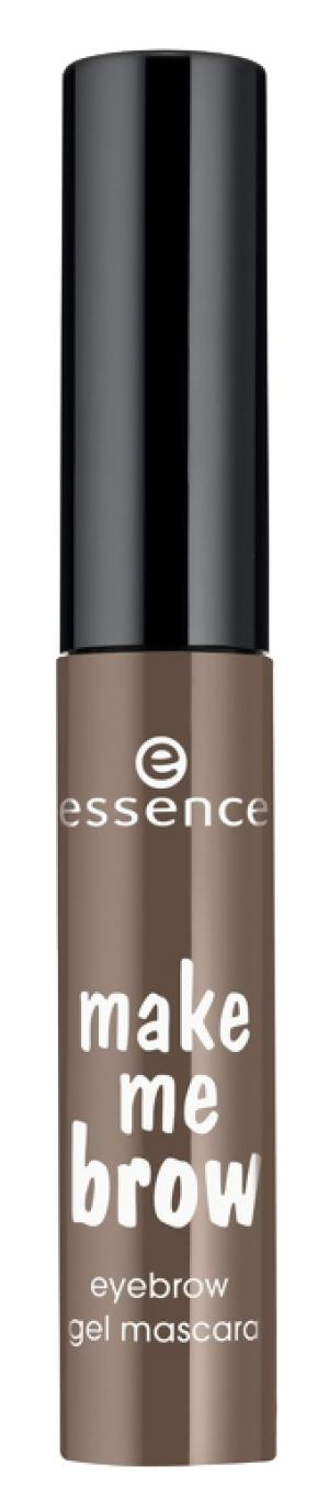Тушь для бровей essence 02 Browny Brows. Цвет: 02 browny brows