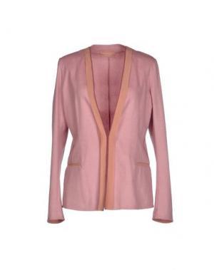 Пиджак CARLO CONTRADA. Цвет: пастельно-розовый