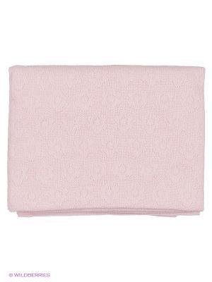Плед Лео. Цвет: розовый