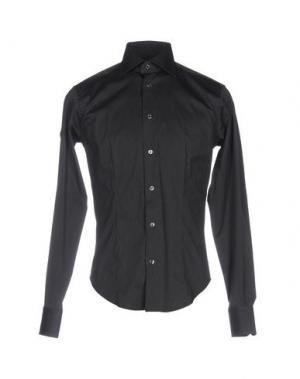 Pубашка BRIAN DALES. Цвет: стальной серый