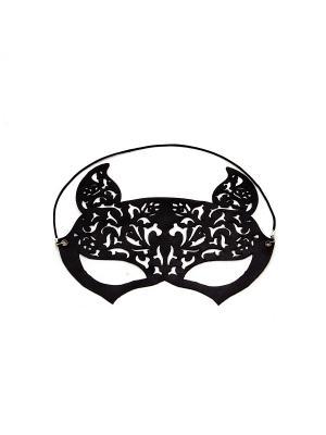 Карнавальная маска BarBara. Цвет: черный