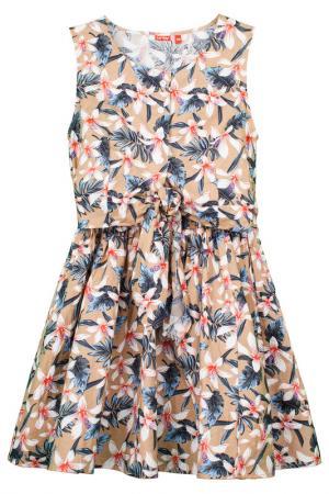 Платье Orby. Цвет: бежевый (big)