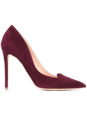 Туфли Adina Rupert Sanderson. Цвет: красный