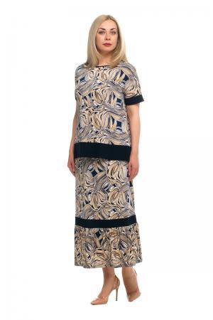 Комплект (блузка+юбка) Olsi