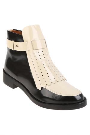 Ботинки Tory Burch. Цвет: черный