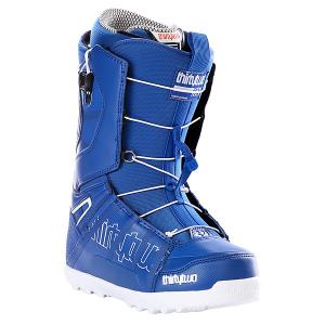 Ботинки для сноуборда  Lashed Ft Dark Blue Thirty Two. Цвет: синий