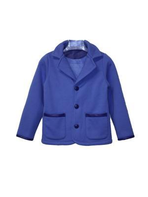 Пиджаки Me&Mummy. Цвет: синий