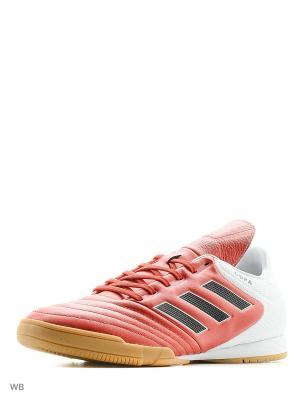 Футбольные бутсы (для зала) муж. COPA 17.3 IN Adidas. Цвет: красный