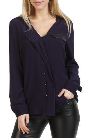 Блуза Zaffiri. Цвет: blau print