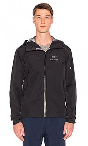 Куртка zeta lt Arcteryx Arc'teryx. Цвет: черный
