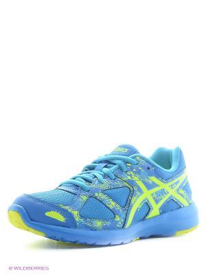 Спортивная обувь GEL-LIGHTPLAY 3 GS ASICS. Цвет: синий, желтый