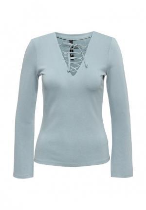 Пуловер Concept Club. Цвет: голубой
