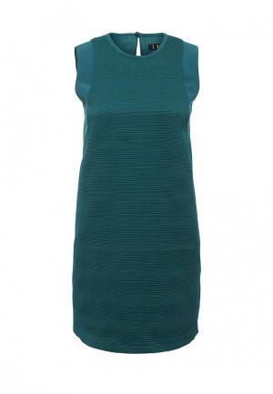 Платье Incity. Цвет: зеленый