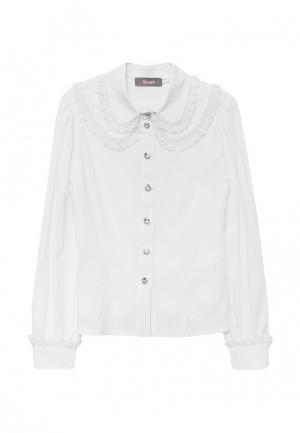 Блуза Shened. Цвет: белый