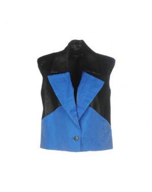 Пиджак SUPERFINE. Цвет: синий