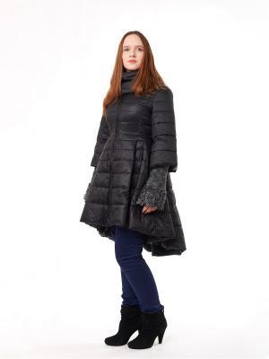 Пальто be...tween. Цвет: черный