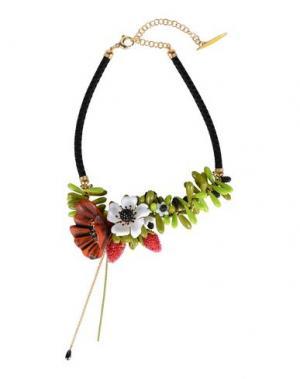 Ожерелье LA HORMIGA. Цвет: белый