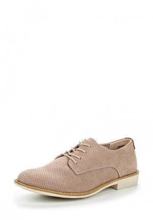 Ботинки Jane Klain. Цвет: розовый