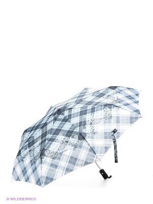 Зонт Eleganzza. Цвет: серый