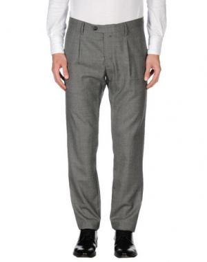 Повседневные брюки J.W. BRINE. Цвет: серый