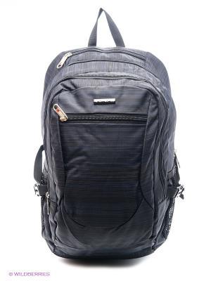 Рюкзак UFO PEOPLE. Цвет: черный, темно-синий