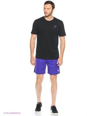 Шорты Velize Shorts w innerslip PUMA. Цвет: фиолетовый