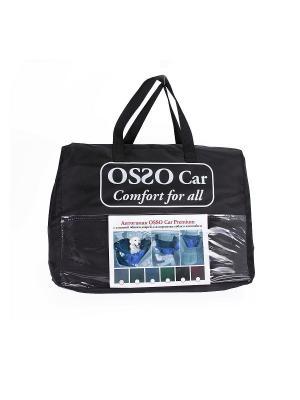Автогамак  OSSO Car Premium 125*170 OSSO-fashion. Цвет: серый