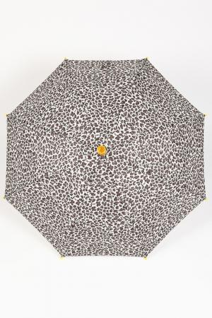 Зонтик De Salitto. Цвет: коричневый