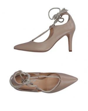 Туфли CARLA G.. Цвет: бежевый
