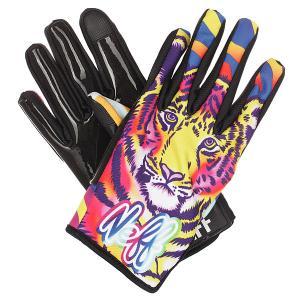 Перчатки женские  Spring Glove Tiger Neff. Цвет: мультиколор