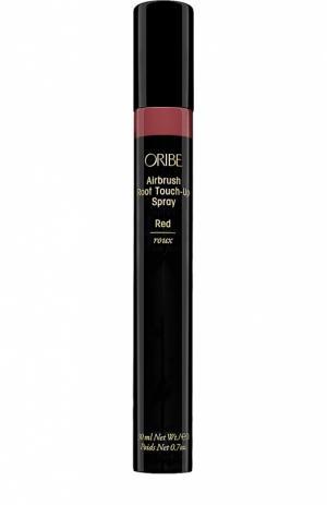 Спрей-корректор цвета для корней волос, оттенок Рыжий Oribe. Цвет: бесцветный