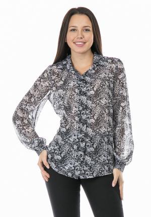 Блуза Mankato. Цвет: серый