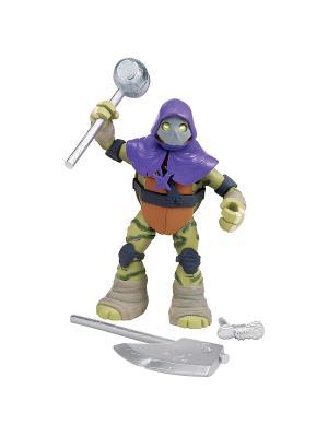 Фигурка Черепашки-ниндзя Мистический Донателло, 12 см Playmates toys. Цвет: зеленый, фиолетовый