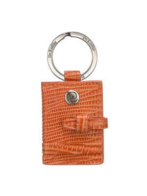 Брелок Dr. Koffer. Цвет: оранжевый