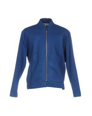 Куртка PIETER. Цвет: пастельно-синий