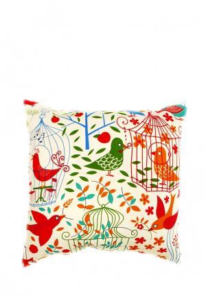 Подушка декоративная La Pastel. Цвет: разноцветный